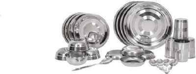 STYLE n PASSION stainless steel Pack of 25 Dinner Set