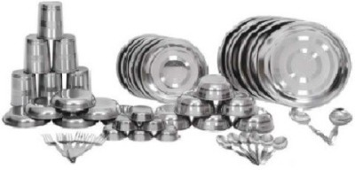 STYLE n PASSION stainless steel Pack of 50 Dinner Set