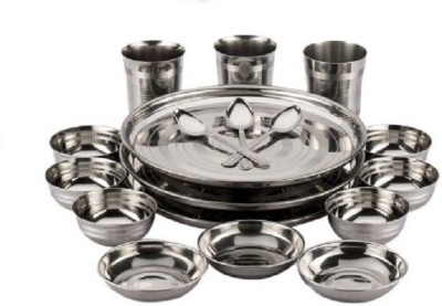 STYLE n PASSION stainless steel Pack of 18 Dinner Set