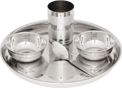 STYLE n PASSION stainless steel Pack of 5 Dinner Set