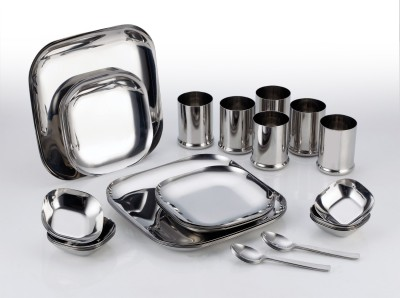 Aristo Stainless Steel Dinner Set