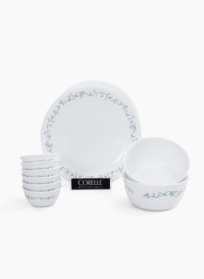Corelle Essential Series Pack of 14 Dinner Set
