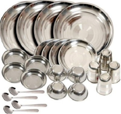 STYLE n PASSION stainless steel Pack of 24 Dinner Set