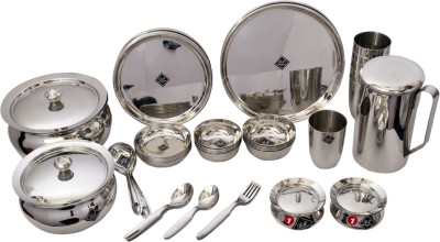 BM BM SS Pack of 61 Dinner Set