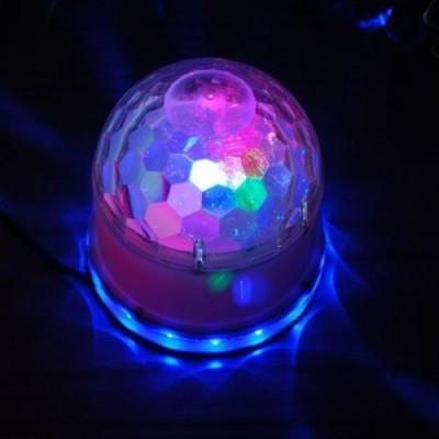 A To Z Traders Single Disco Ball(Ball Diameter: 15 cm)