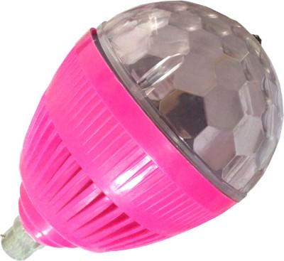 Aashi Super Jumbo LED Light Single Disco Ball(Ball Diameter: 14 cm)