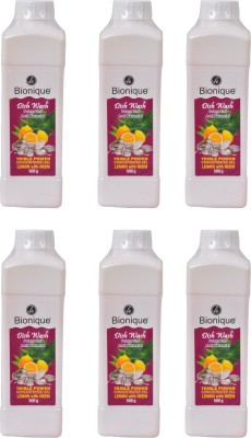 Le Bionique Anti Bacterial Dish Cleaning Gel(Lemon)