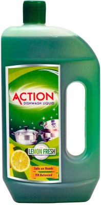 ACTION LEMON FRESH Dish Cleaning Gel(LEMON)