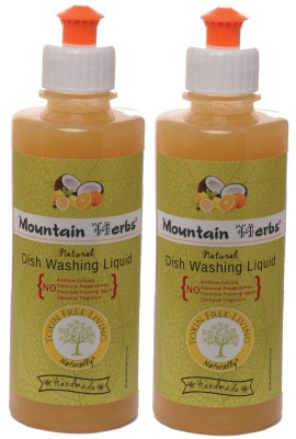 MOUNTAIN HERBS TOXIN FREE Dish Cleaning Gel
