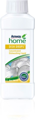 Amway Dish Drops - 500 ml Dish Cleaning Gel(Lemon)