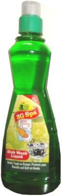3G Spa Wash Liquid with Active Scouring Foam Dishwashing Detergent