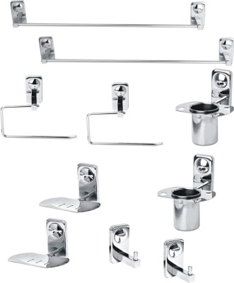 Handy Bath Sets pack of 2 Stainless Steel Bathroom Set