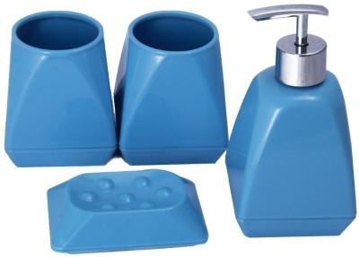NOVICZ Polyresin Bathroom Set