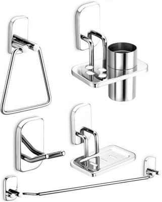 dazzle Stainless Steel Bathroom Set