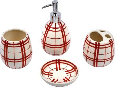 HOME CREATIONS Stylish Bath set Marble Bathroom Set
