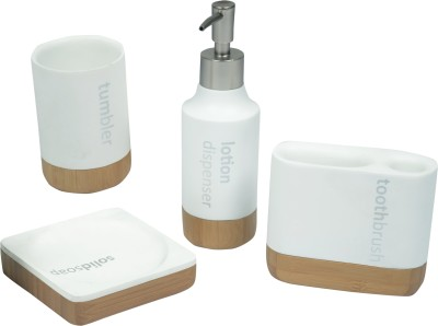 Seven Seas Ceramic Bathroom Set