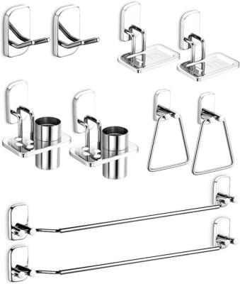 dazzle Arma Stainless Steel Bathroom Set