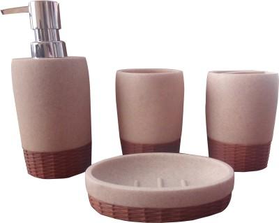 Freelance Soho Stoneware Bathroom Set