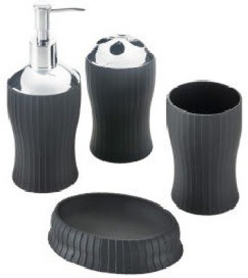 Eon Plastic Bathroom Set