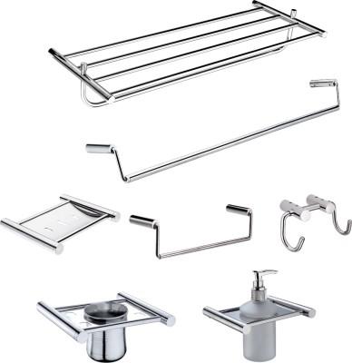 buyer bhp 419 Silver Bathroom Set