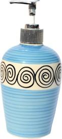 Urban Style Emporium Hand Wash Bottle Ceramic Bathroom Set(Pack of 1)