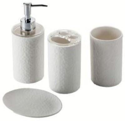 Eon Ceramic Bathroom Set