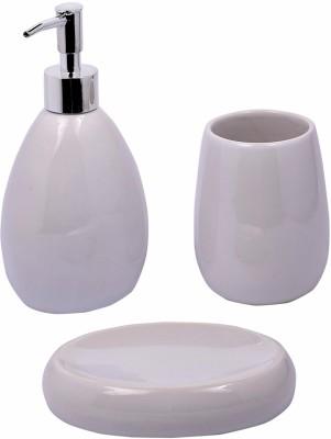 Enfin Homes Porcelain Bathroom Set