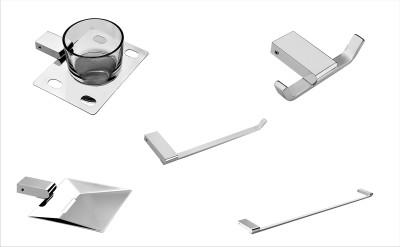 ZOLON Stainless Steel Bathroom Set