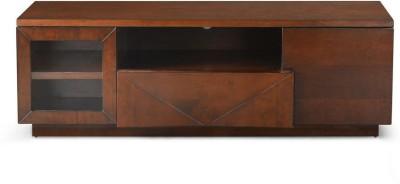 @home by Nilkamal Nixon Engineered Wood Display Unit(Finish Color - NA)