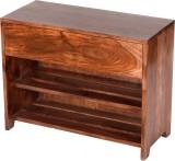 Induscraft Solid Wood Display Unit (Fini...