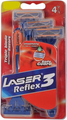 Laser Reflex 3 Disposable Razor
