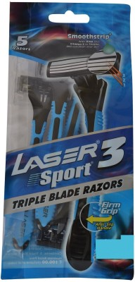 Laser Sport 3 Disposable Razor