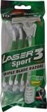 Laser Sport 3 Disposable Razor (Pack of ...