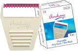 Amkay Prep Skin Blade Disposable Razor (...
