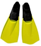 TYR TYR FLEX FINS Diving Fins (Yellow, B...