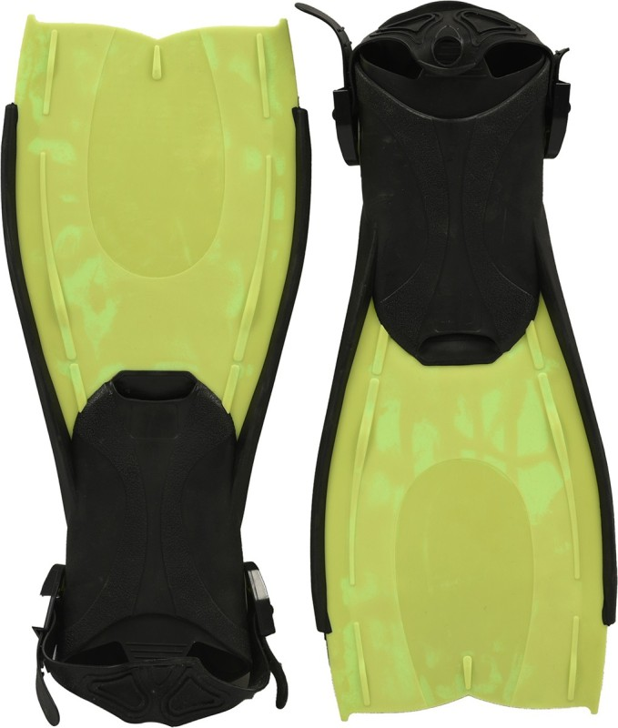 Running RDF Diving Fins(Black, Green)