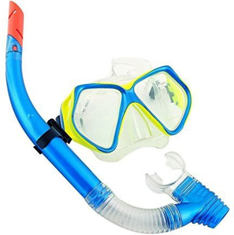 Shrih Ocean Snorkel Set With Diving Mask(M)