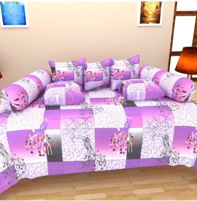 Aashiyana Sajona Cotton Checkered Diwan Set