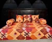 urban style Cotton Plain Diwan Set best price on Flipkart @ Rs. 799