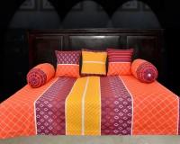 urban style Cotton Geometric Diwan Set best price on Flipkart @ Rs. 849
