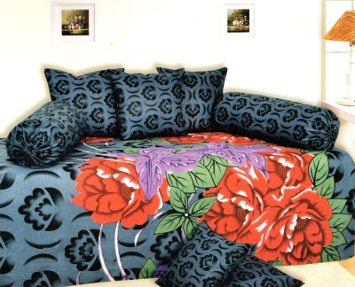 Instyles Cotton Abstract Diwan Set