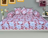 Urban Style Cotton Floral Diwan Set best price on Flipkart @ Rs. 644