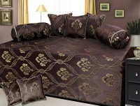 Reliable Trends Polyester Abstract Diwan Set