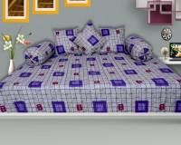 Urban Style Cotton Checkered Diwan Set best price on Flipkart @ Rs. 599