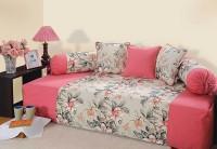 Swayam Cotton Floral Diwan Set