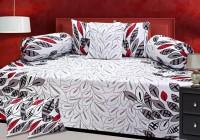 Supreme Home Collective Cotton Abstract Diwan Set