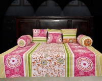 urban style Cotton Plain Diwan Set best price on Flipkart @ Rs. 849