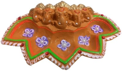Laviva Earthenware Table Diya
