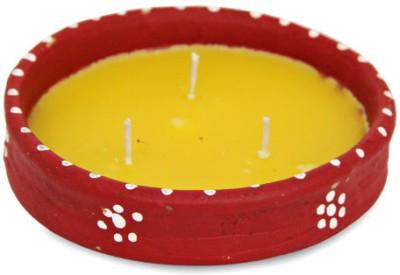 Gifts By Meeta Earthenware Table Diya