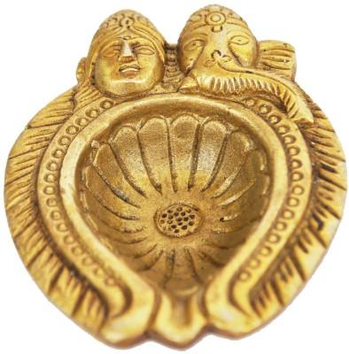 Aakrati NAME Brass Table Diya